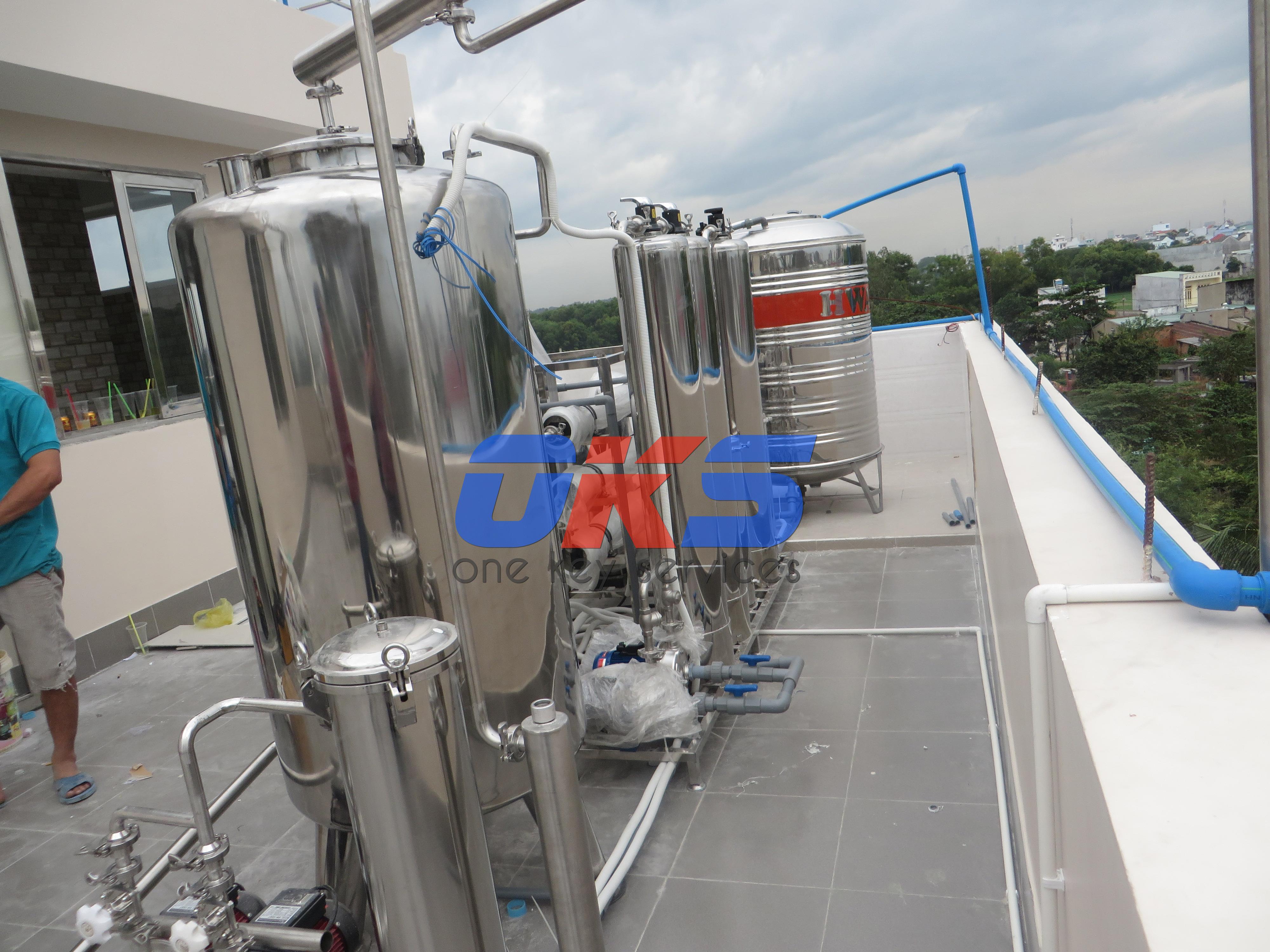 Thi công xây dựng xưởng sản xuất mỹ phẩm cGMP-ASEAN