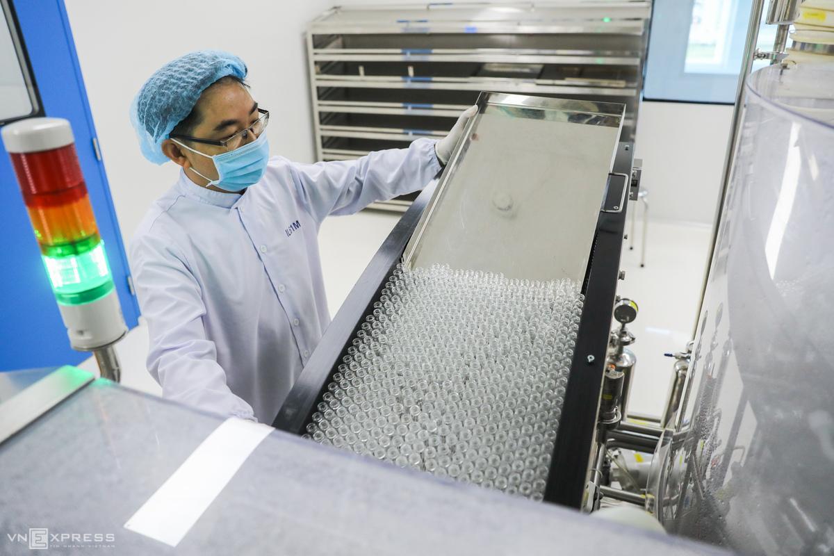 Quy trình sản xuất vacxin và các công nghệ sản xuất vaccine hiện nay