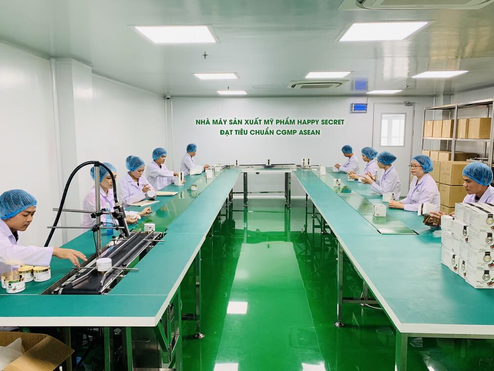 Tư vấn xây dựng nhà máy sản xuất mỹ phẩm đạt tiêu chuẩn CGMP
